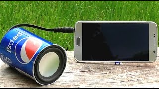 How to Make a Speaker at Home