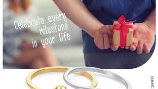 Your first anniversary - Celebrate every milestone with Smolitaires