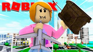 Roblox | Molly Eats And Destroys Everything!