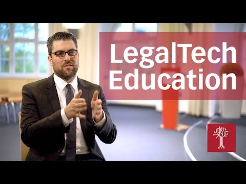 Professor Daniel M. Katz on legal technology education (Legal Technology 1on1)