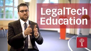 Professor Daniel M. Katz on legal technology education | Legal Technology 1on1