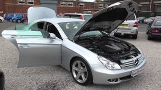 Used Mercedes CLS 320 CDI For Sale Stockport Manchester MotorClick.co.uk