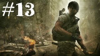 I Am Alive - Gameplay Walkthrough - Part 13 - Transmitter (Xbox 360/PS3) [HD]
