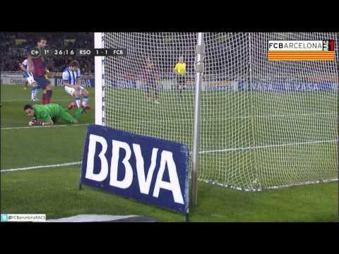T13/14 J25 Liga BBVA: Real Sociedad 3-1 FC Barcelona (RAC1)