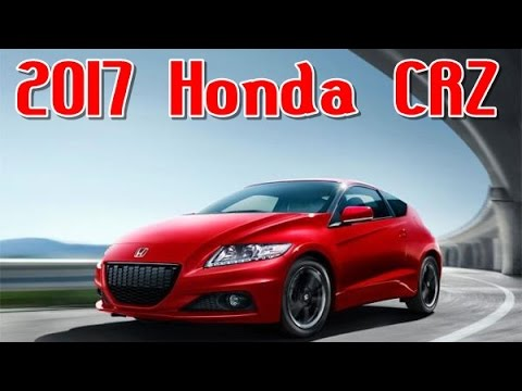 2017 Honda Crz Redesign Interior And Exterior