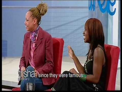 Kim Appleby from Mel & Kim interview on Trisha Goddard 26/8/2005 - part 2