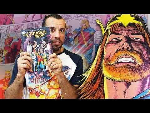 Como CAMELOT 3000 revolucionou os quadrinhos | PN Especial #86