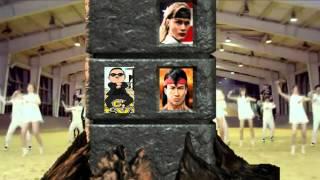 Download Gangnam Kombat Style - Gangnam Style / Mortal Kombat Mashup MP3 song and Music Video