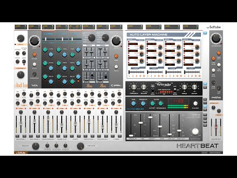 Softube Heartbeat Drum Synth