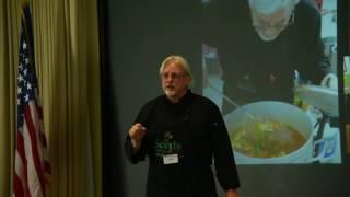 Food is community  Lyn Harwell  TEDxSchriever