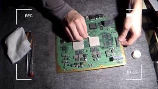Réparation YLOD PS3 (Version Accélérée) par StevenSilver