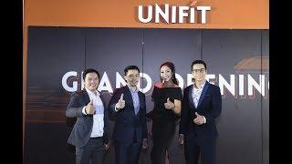 Nam vương Cao Xuân Tài là đại sứ thương hiệu của Unifit