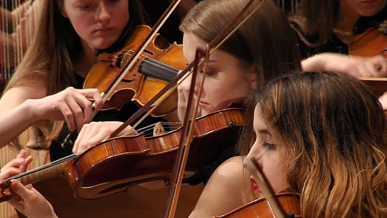 Astor Piazzolla - Libertango, conducted by Andrzej Kucybała