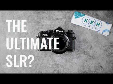 The Nikon FM3a Is An Effortless SLR