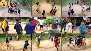 7 Fun Outdoor Games Without Materials/ Fun Games For Kids