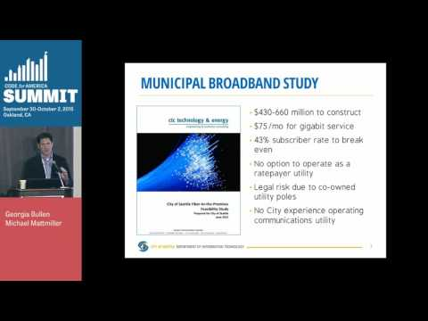 A Grassroots Approach to Broadband Mapping: Lessons from Seattle