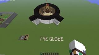 Minecraft Globe Theatre | School