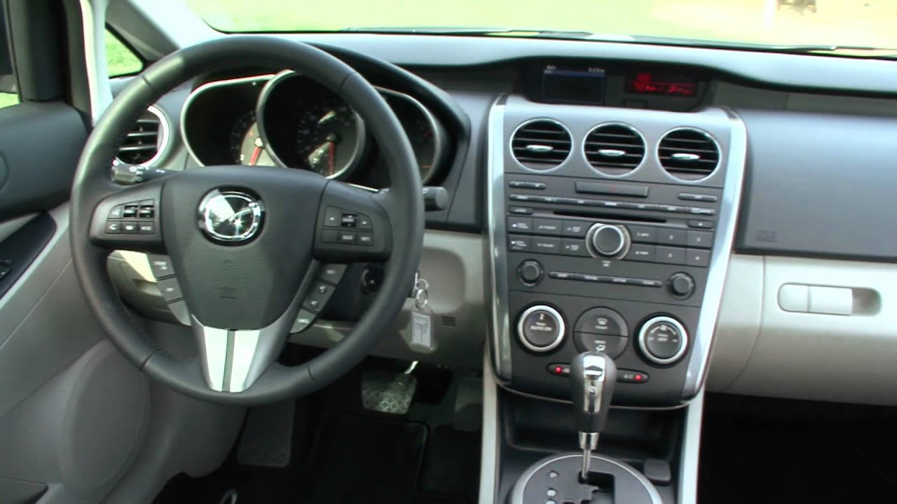 2010 Mazda Cx7 Interior Features Youtube