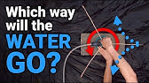 Which Way Will the Water Go? (ft. Steve Mould)- Smarter Every Day 226