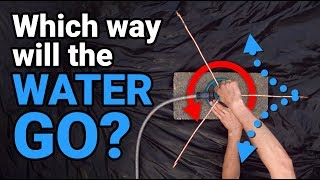 Which Way Will the Water Go? - Smarter Every Day 226