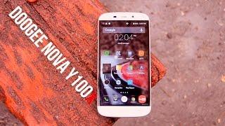 Обзор бюджетного китайского смартфона Doogee Nova Y100X