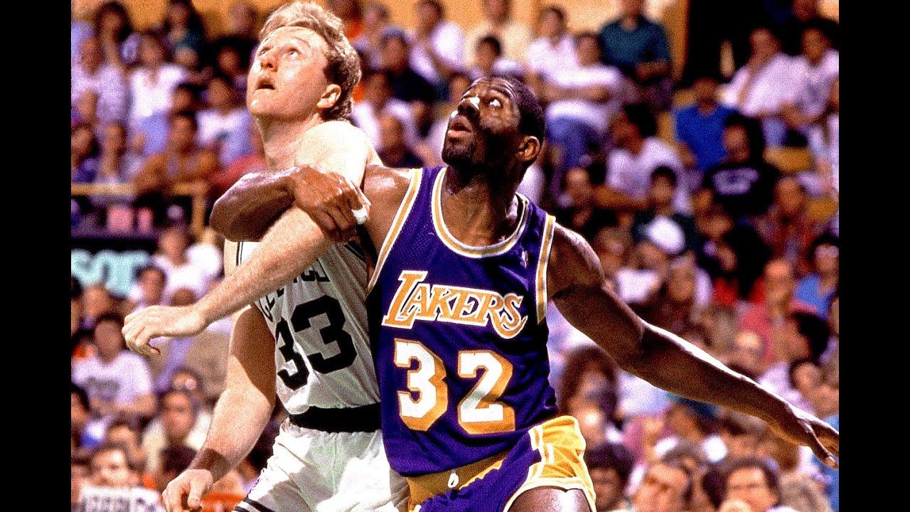 11.12.1987. – Lakers@Celtics: Larry Bird 35/9/8/5, Magic