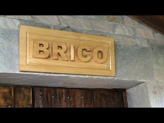 Hacer un letrero de madera - Bricomanía