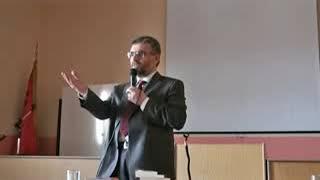 Eskişehir Anadolu İmam Hatip Lisesi Konferansı
