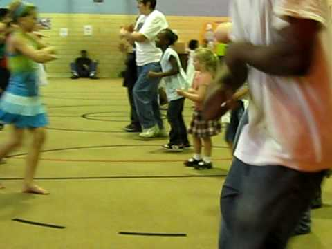 West Boulevard Elementary School Dance