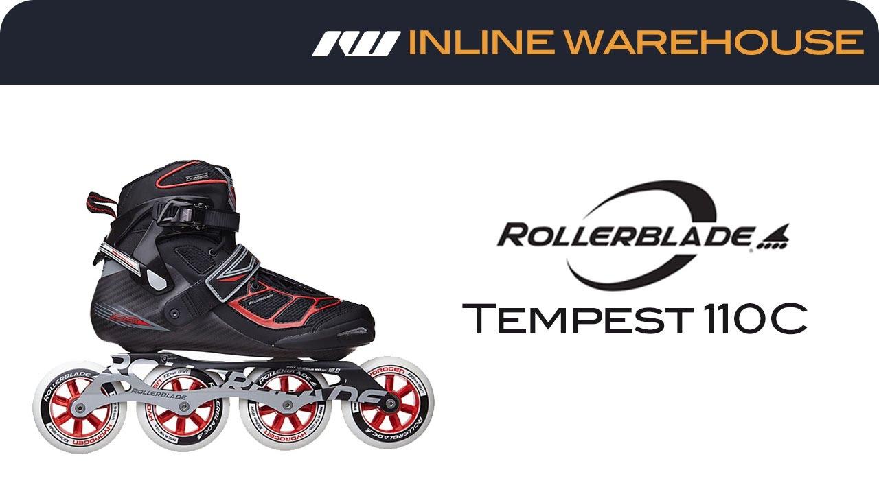 Inline-Skates Rollerblade Tempest 100 C Inlineskates