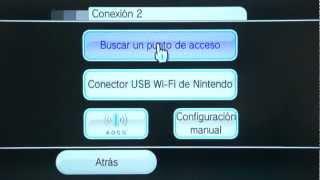 ¿ Cómo Conectar el Nintendo Wii a internet ?  (Wi Fi)