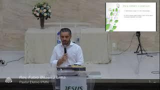 LIVE - IPMN  -  ESTUDO BÍBLICO  -  TEMA: CONEXÃO COM O SEU TEMPO .  REV. FÁBIO BEZERRA.