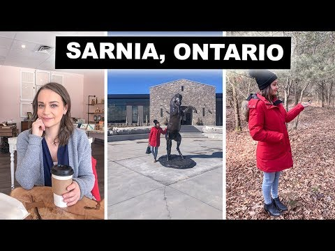 What To Do In Sarnia, Ontario | Visiting Ontario's Blue Coast | Jenelle Nicole
