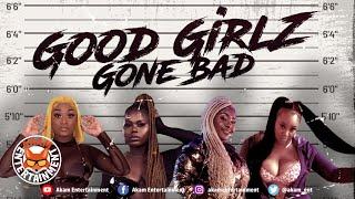 Shaneil Muir, Raybekah, Ikaya & Tifa - Good Girlz Gone Bad Mix [Audio Visualizer]