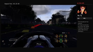 F1 2017 Career- Australian GP (Part 2)