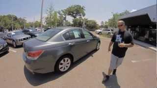 2014 Honda Crosstour 3.5L V-6 Test Drive & CUV Video Review
