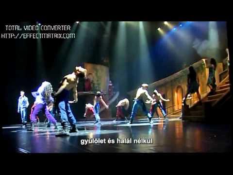 Mercutio & Tybalt (Magyar felirattal) Romeo et Juliette