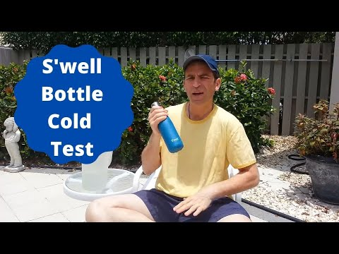 S'Well Bottle Stone Collection Review And Test In Hot Weather