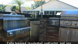Bbq Grill 'n Store - Custom-built Outdoor Bar And Patio Barbeque Grill In Apopka Fl