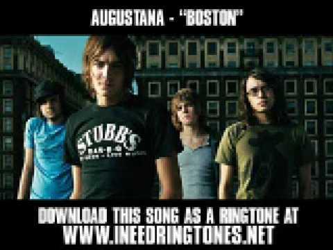 Augustana - Boston [New Video + Lyrics]