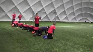 CZ6-Szabełki na Obozie z Iskrą Kochlice-Głuchołazy-Banderoza 2019 - I Trening Pod Balonem 3/3