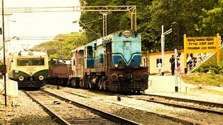 wdm 2 leads while wam 4 banks indian railways