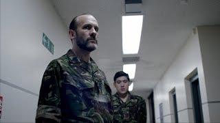 Холмс и Ватсон проникают на военную базу Баскервиль (Часть 2). Шерлок. 2012