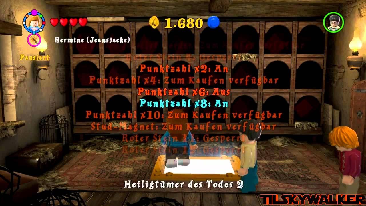 Let S Doku Lego Harry Potter Die Jahre 5 7 63 Kaufen German Xbox360 Hd Youtube