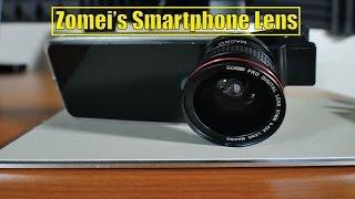 Zomei's 3-In-1 Smartphone Lenses(, 2016-07-18T16:08:34.000Z)