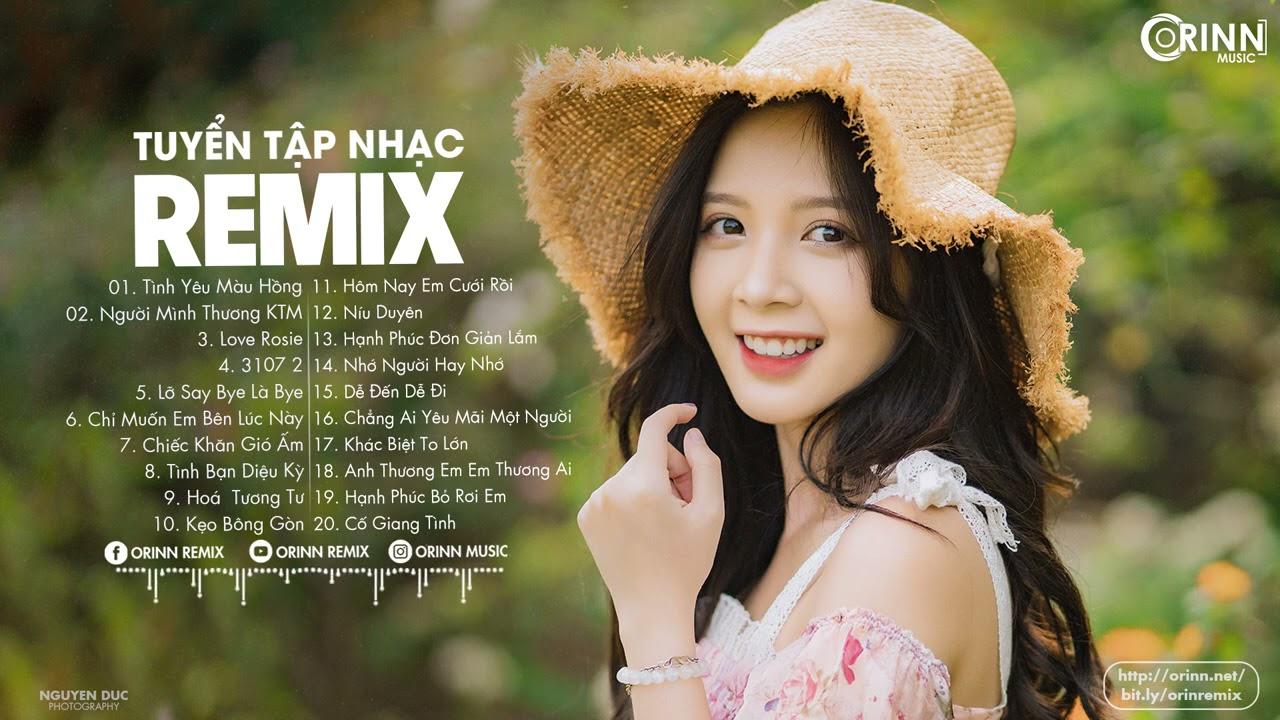 NHẠC TRẺ REMIX 2021 HAY NHẤT HIỆN NAY - EDM Tik Tok ORINN REMIX - lk nhạc trẻ remix 2021 tuyệt đỉnh