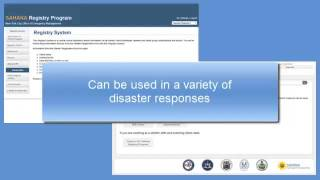 Sahana Emergency Management System - Overview
