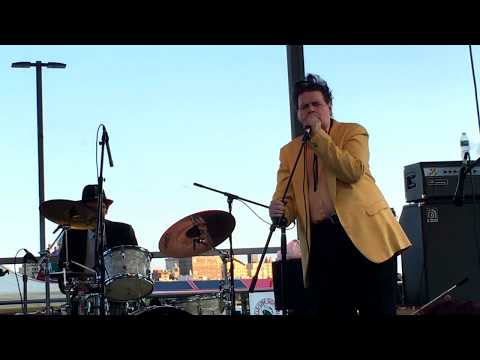 James Chance and the Contortions at South Street Seaport, New York 9/10/2017