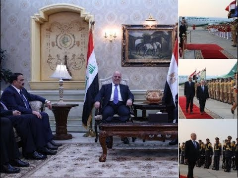 Abadi visited Egypt and Jordan/Call to resolve article 140