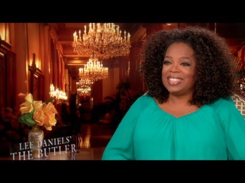 THE BUTLER Interviews: Forest Whitaker, Oprah Winfrey, Cuba Gooding Jr., Lenny Kravitz & Lee Daniels